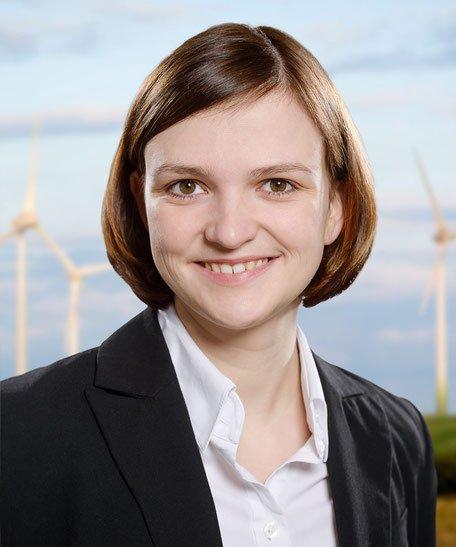Christl Kirsten Personalleiterin NBB Windpower
