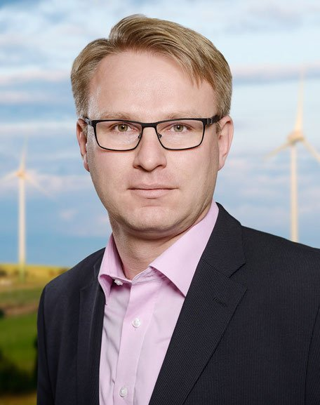 Ronny Bieberstein technischer Leiter NBB Windpower