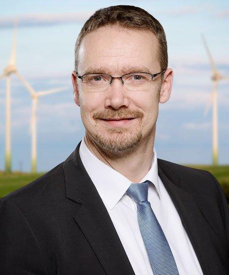 Stephan Neugebauer Geschäftsführer NBB Windpower