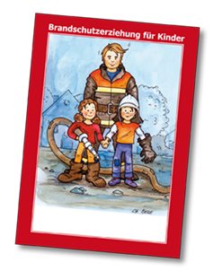 Heft Brandschutz Buch Cover